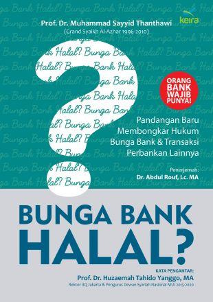 Bunga Bank Halal?