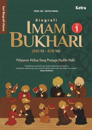 Biografi Imam Bukhari (1 set, 2 jilid)