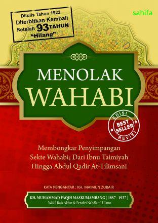 Menolak Wahabi